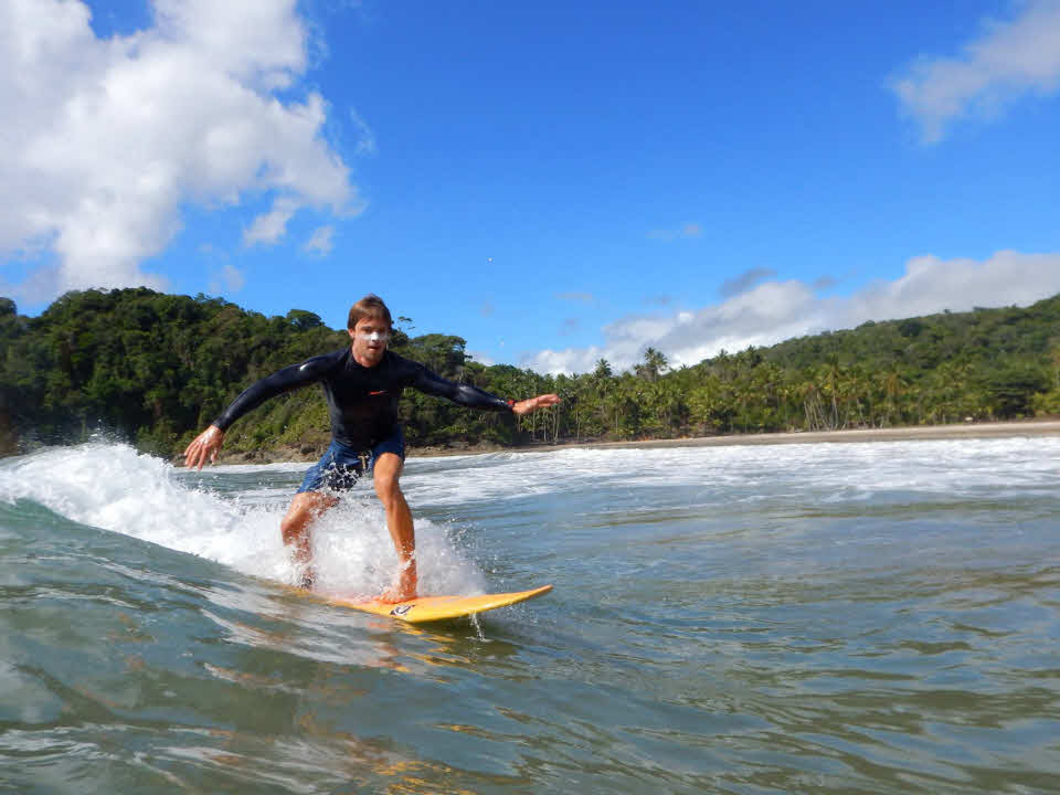 Wellenreiten Brasilien