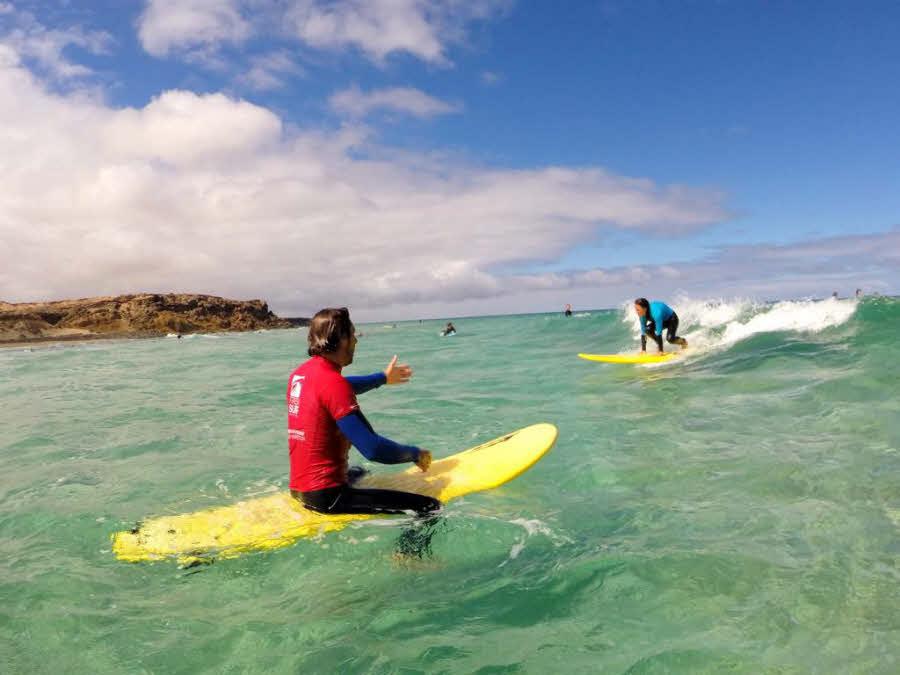 Surfkurse Cotillo Fuerteventura