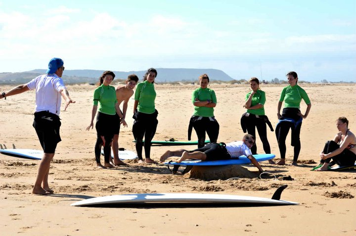 Surfkurs Conil de la Frontera