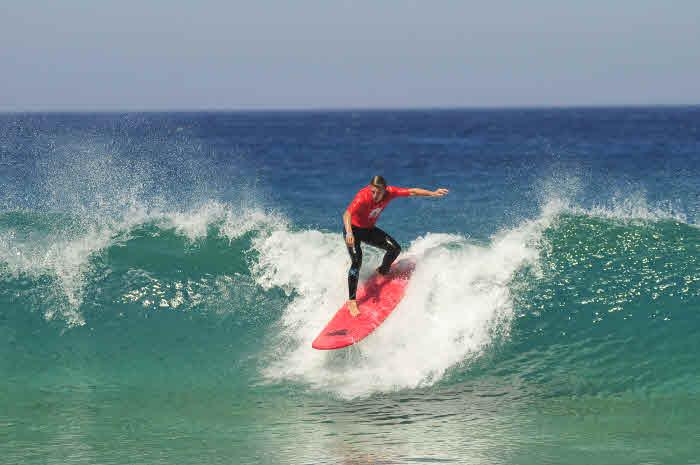 Fortgeschrittenen Surfkurs Corralejo
