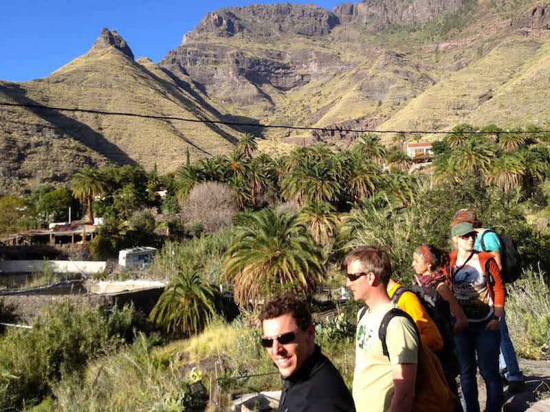 Wandern Gran Canaria