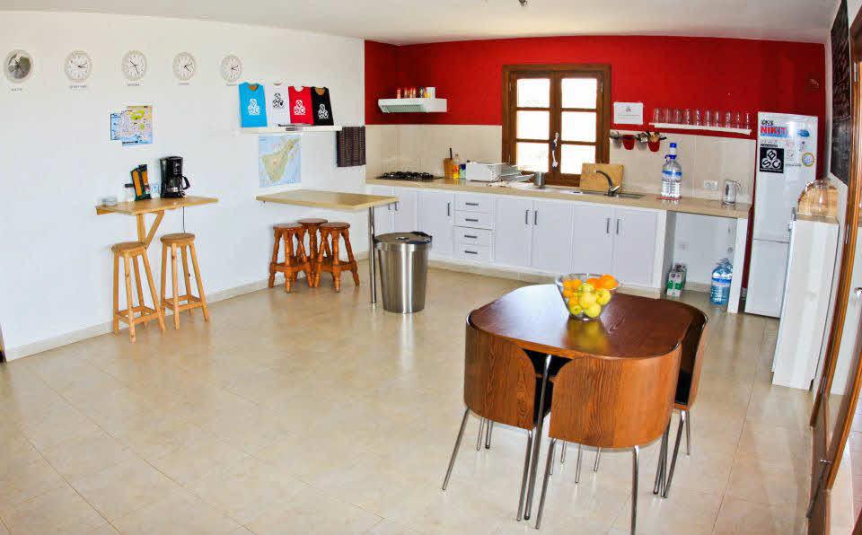 Surfhaus Küche
