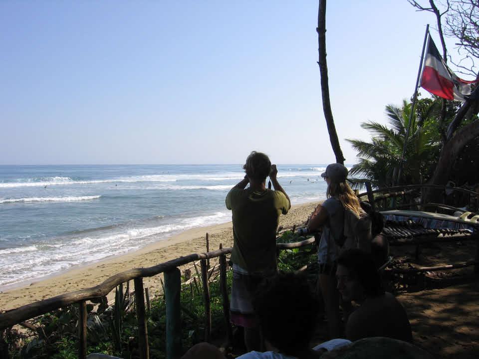 Surfstrand von Encuentro