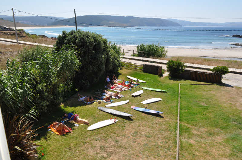 Surfcamp Galizien