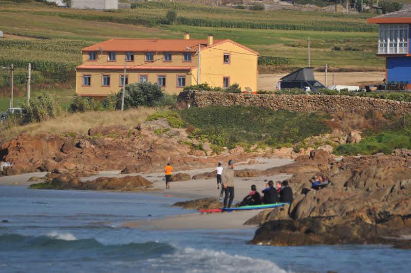 Surfurlaub Galizien