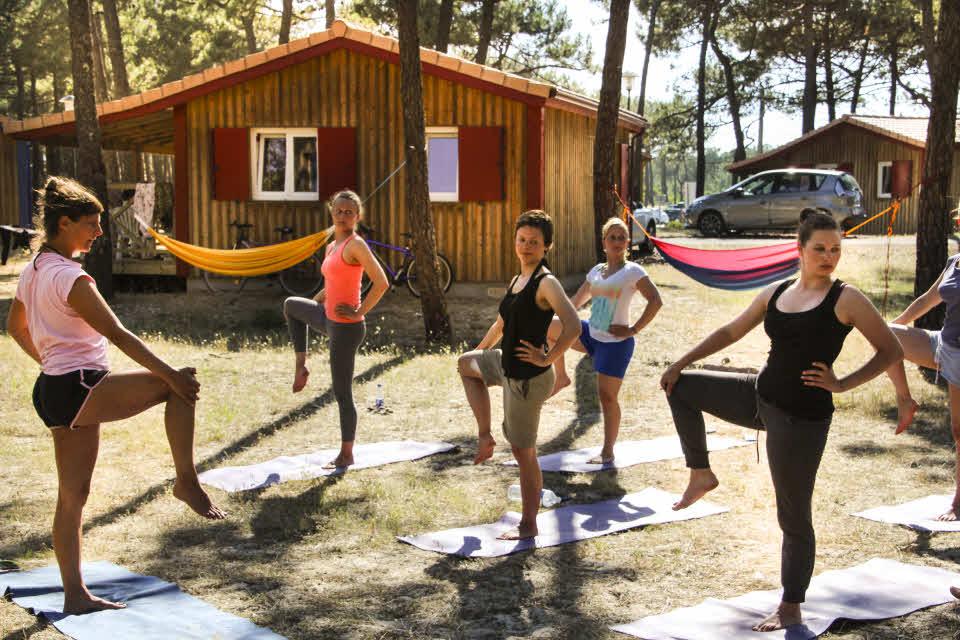 Girlscamp Frankreich