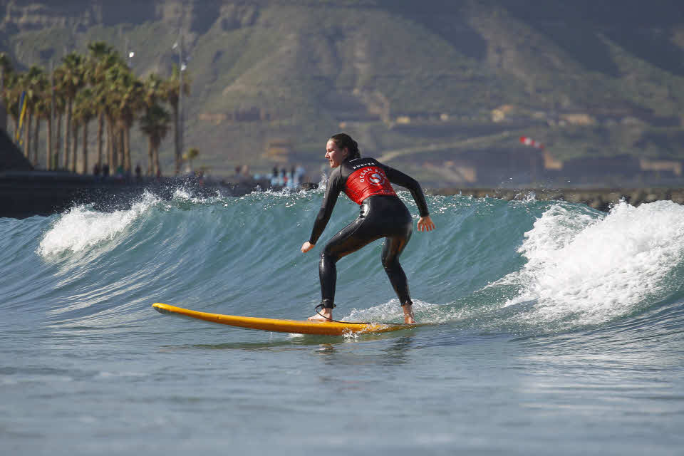 Wellenreiten lernen Gran Canaria