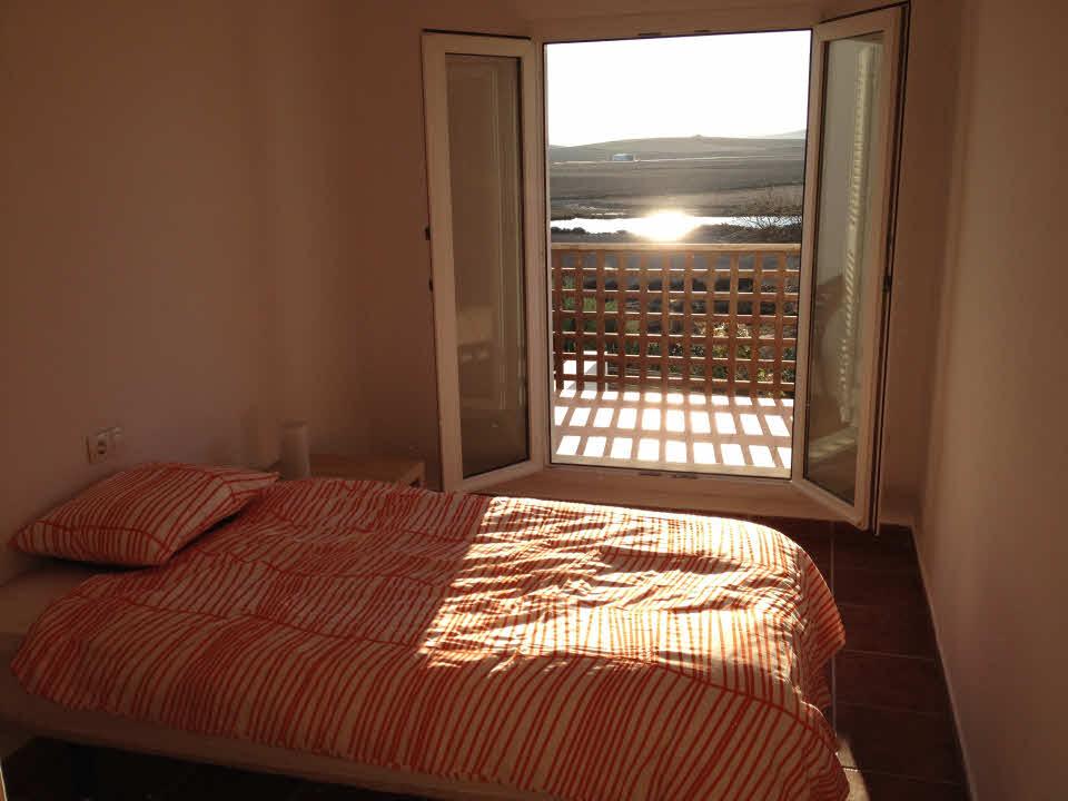Schlafzimmer Surfhaus Conil