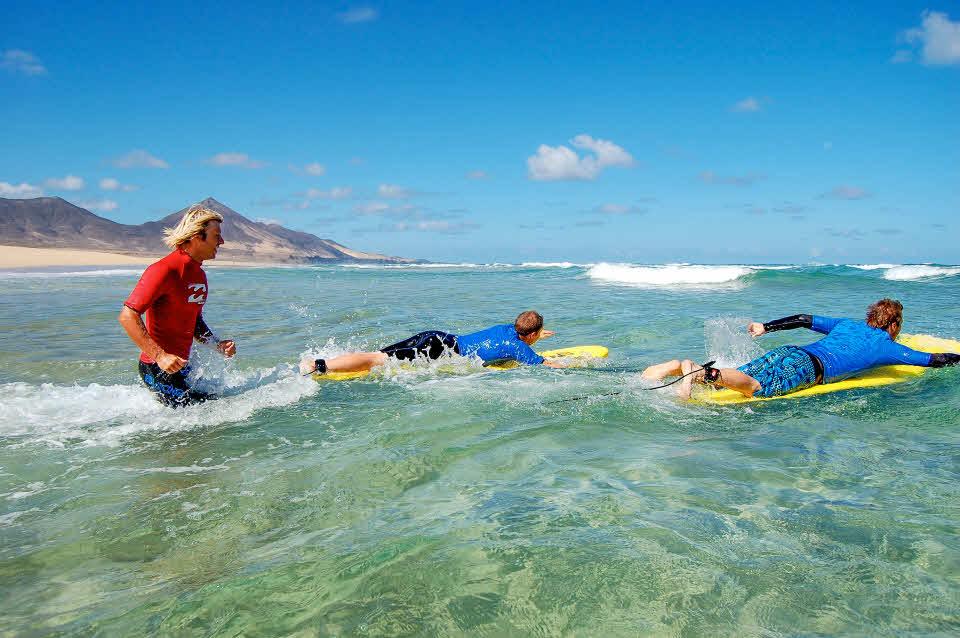Surfschule Fuerteventura