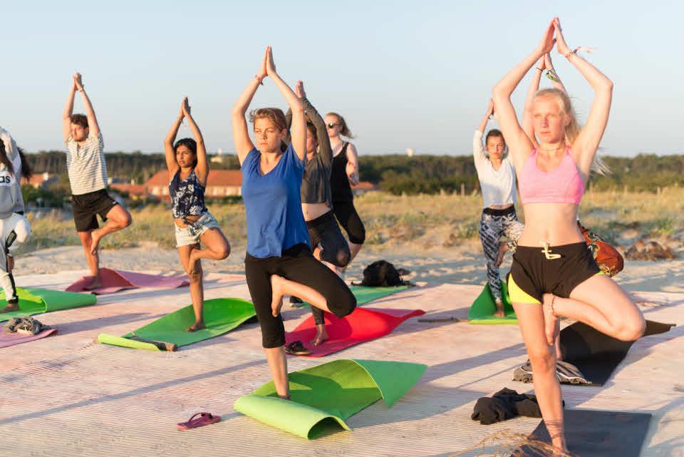 Yoga Moliets