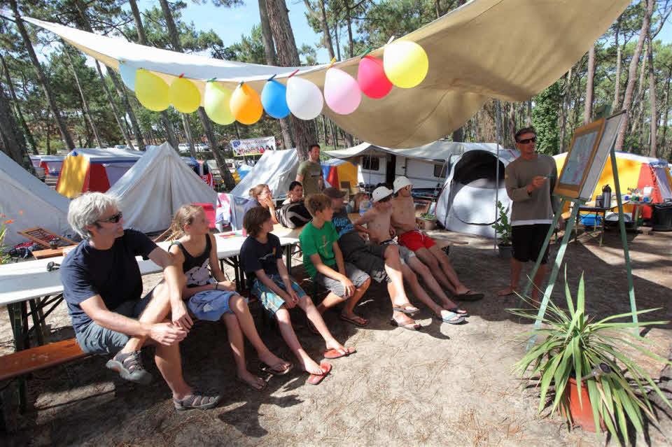 St. Girons Familien Surfcamp