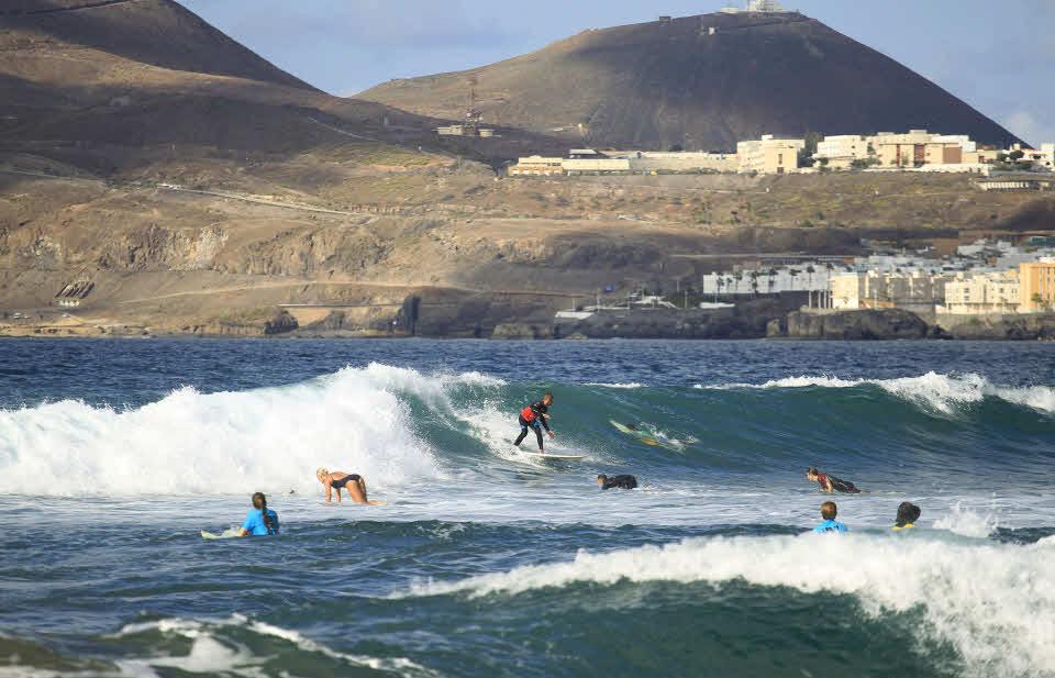 Gran Canaria Surfcamp