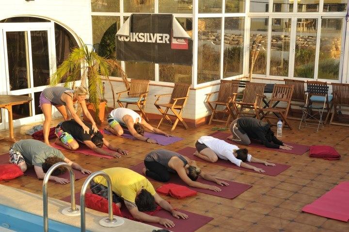 Yoga Sagres