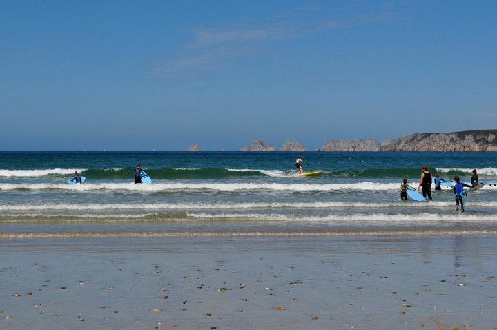Surfspot Goulien