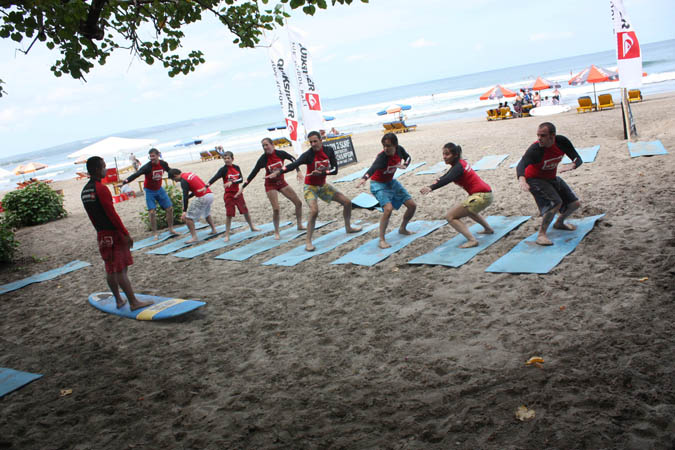 Surfkurs Bali