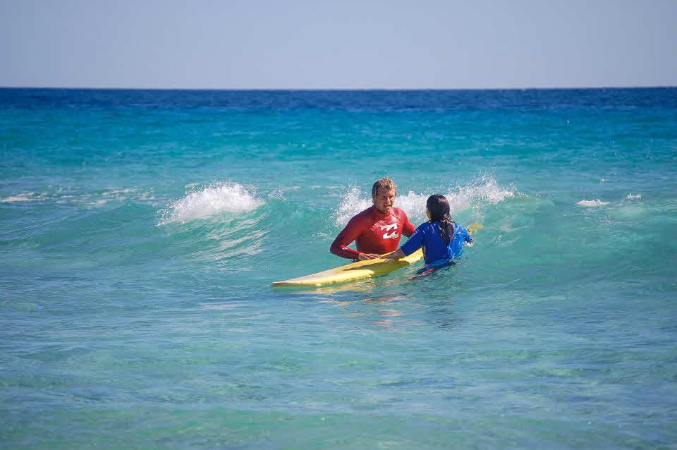 Fuerteventura Surfkurs Anfänger
