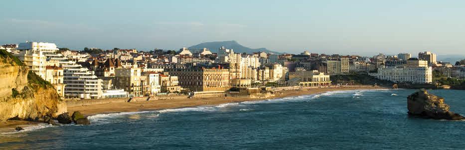 Ausflug Biarritz