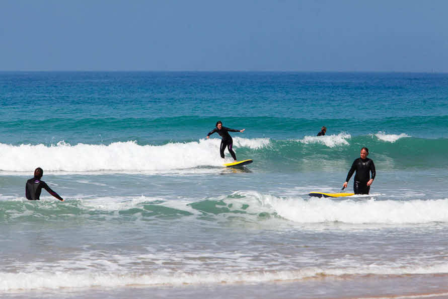 Surfschule Andalusien