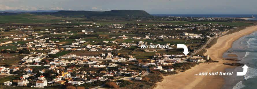 Überblick El Palmar