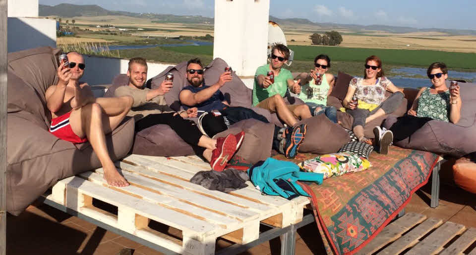 Surfcamp Conil de la Frontera