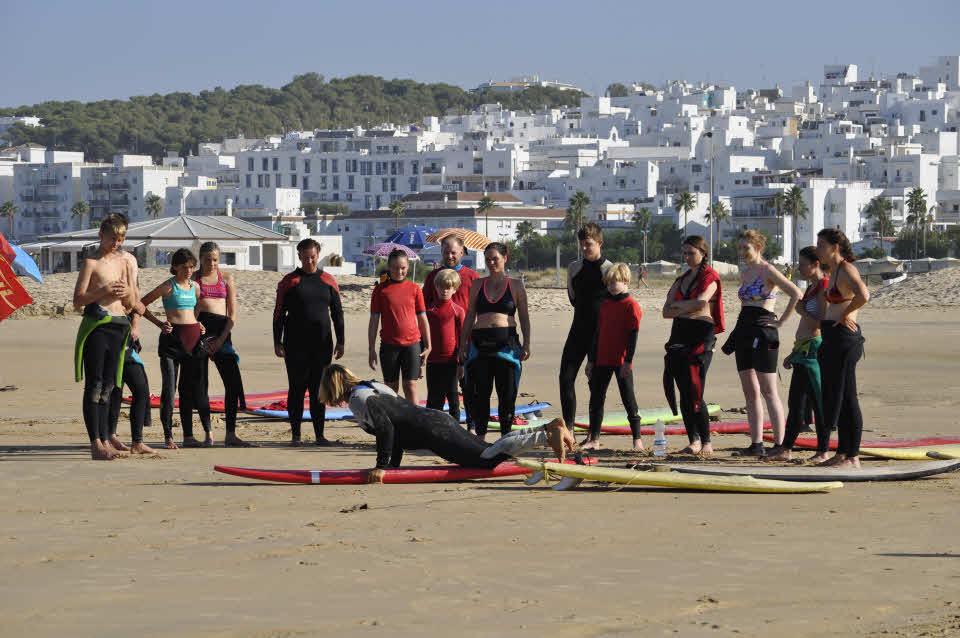 Surfschule Conil de la Frontera