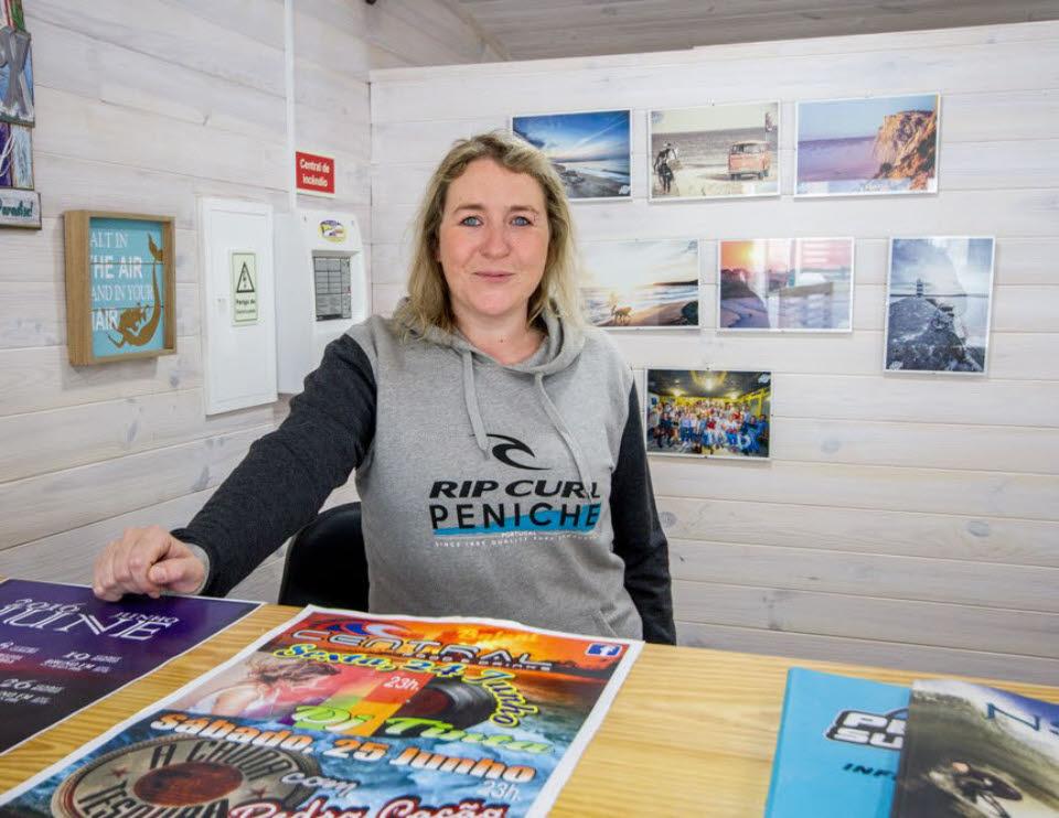 Surfcamp Crew Peniche