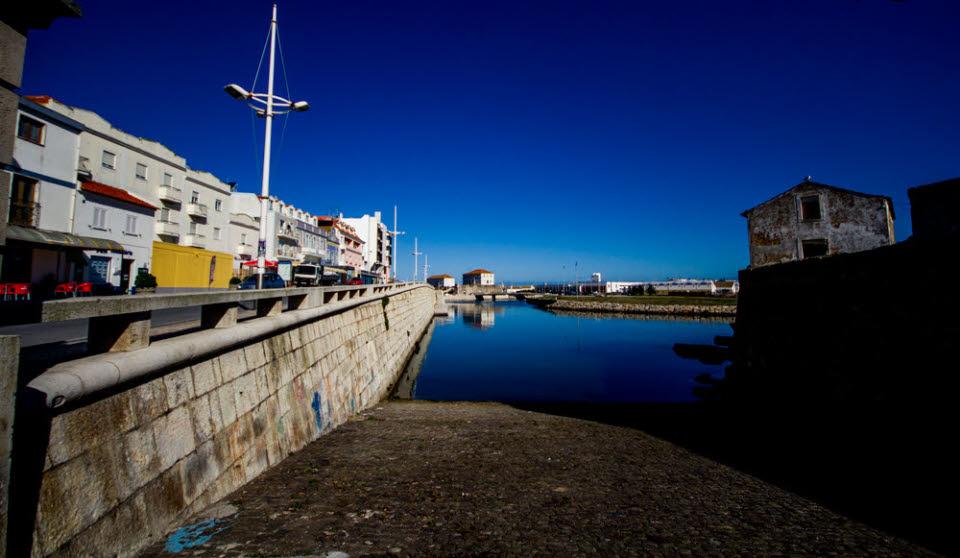 Peniche Hafen