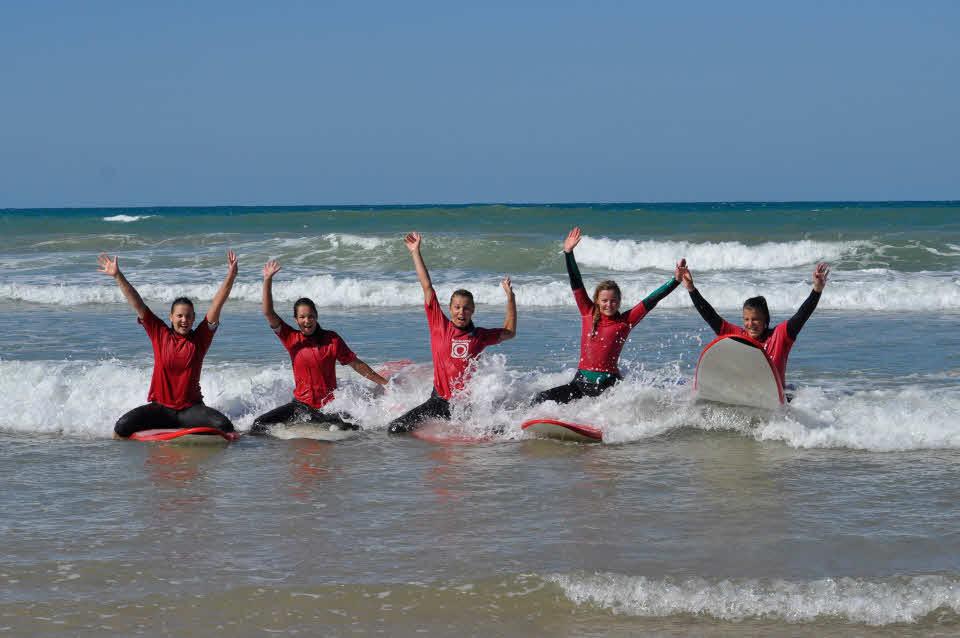 Surfkurse in Conil