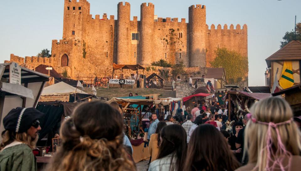 Burgfest Óbidos