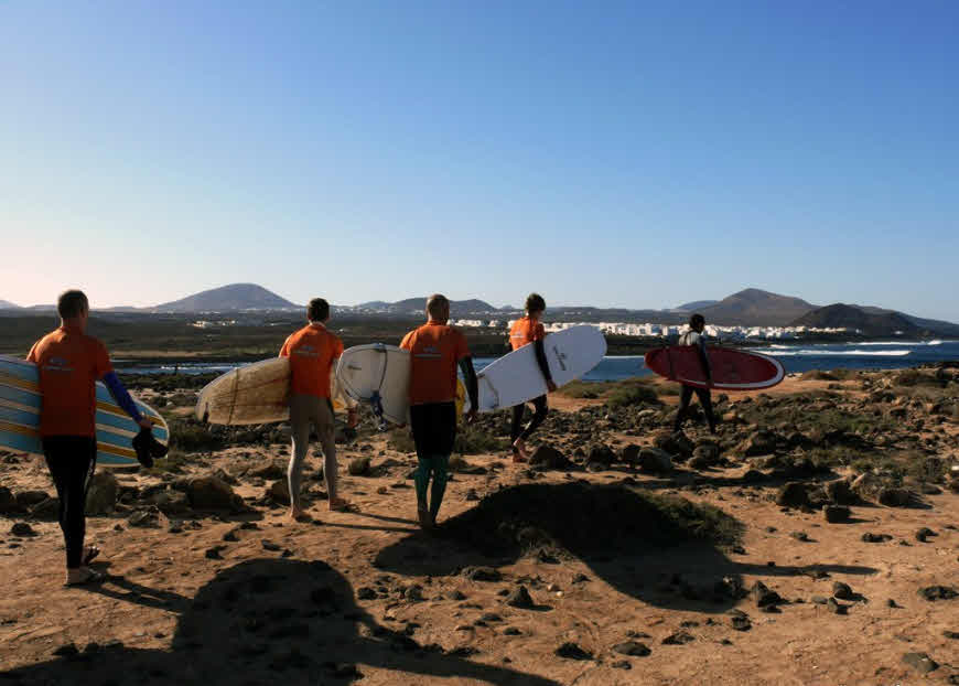 Guided Tour Lanzarote
