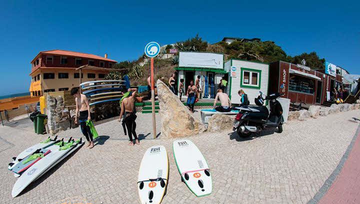 Surfkurs Areia Branca