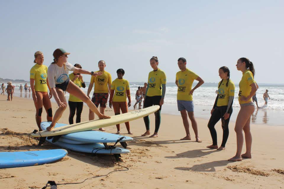 Surfschule Lagos Algarve