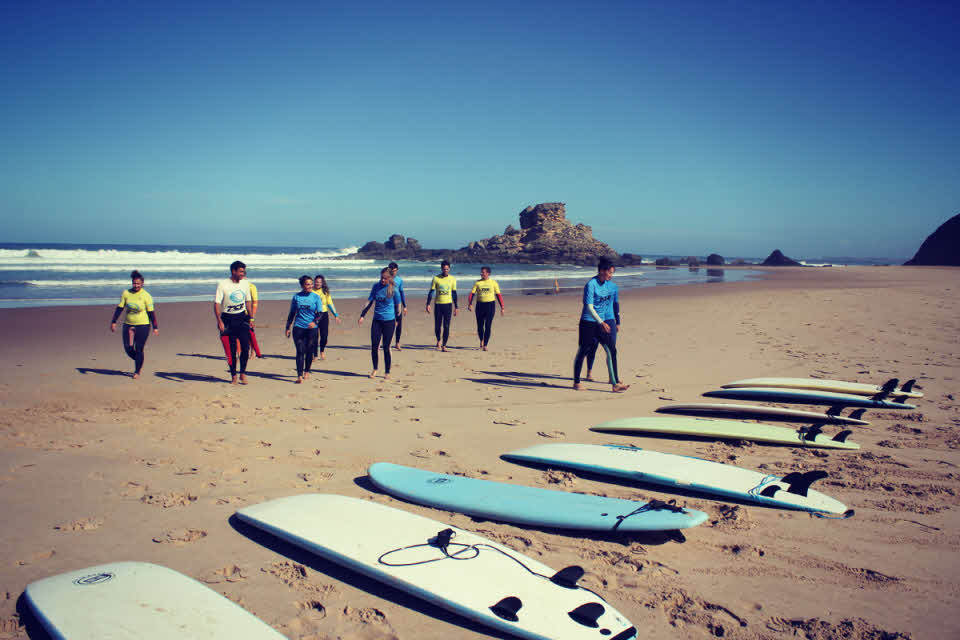 Surfkurse Algarve