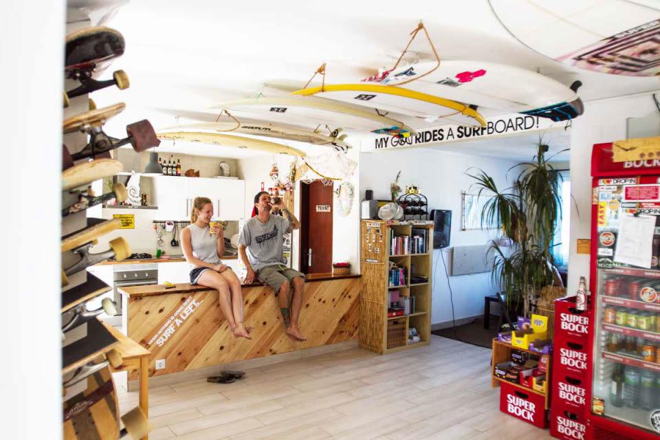 Surfschule Lourinha