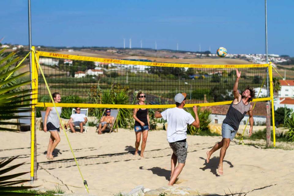 Surfcamp Lourinha