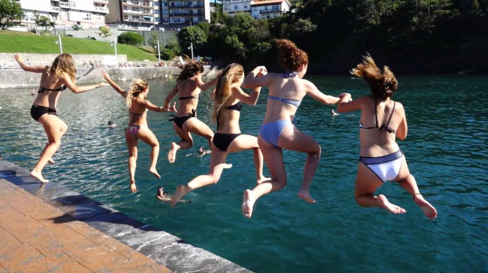 Surfreise Baskenland