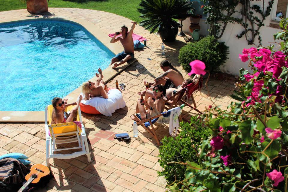 Surf und Yoga Urlaub Algarve