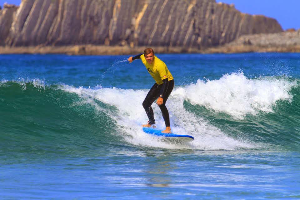 Arrifana Surfkurse