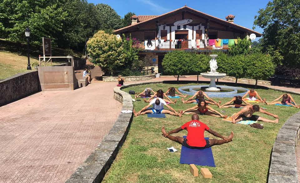 Yoga Bilbao
