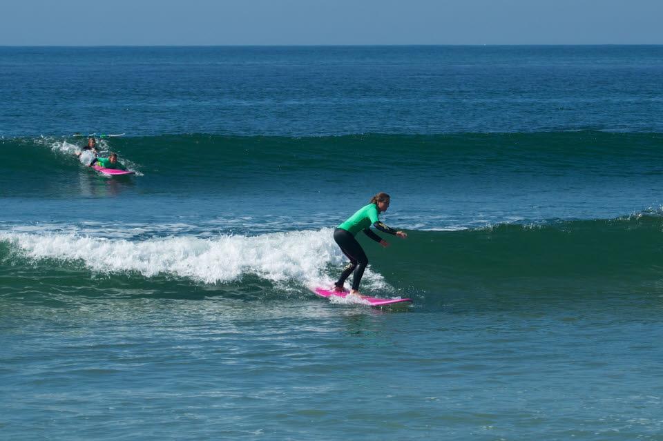Surfkurs für Fortgeschrittene