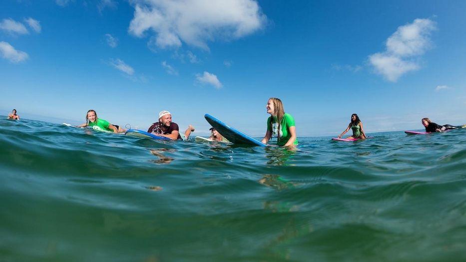 Surfkurs St. Girons