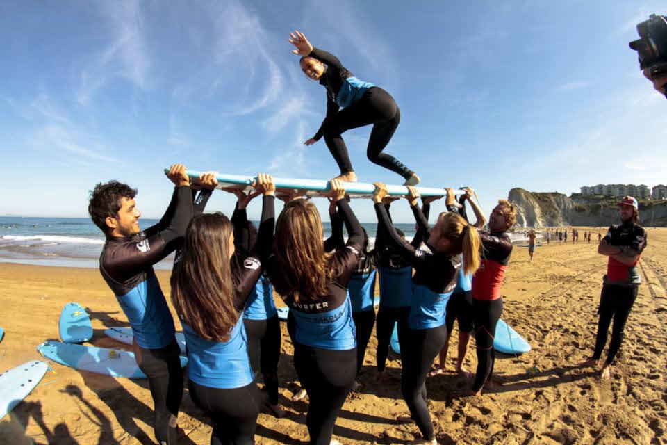 Surfschule Sopelana