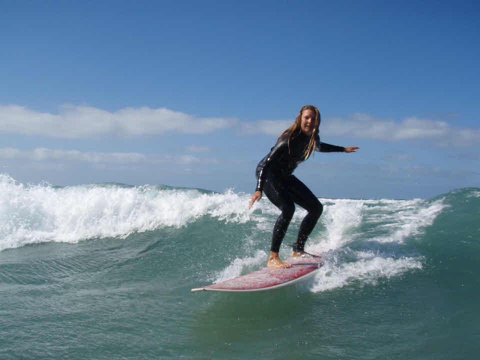 Surfcamp nur für Frauen