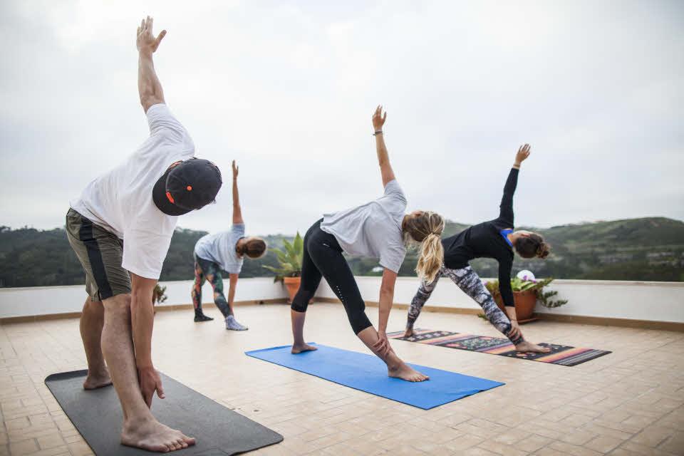 Yoga Ericeira