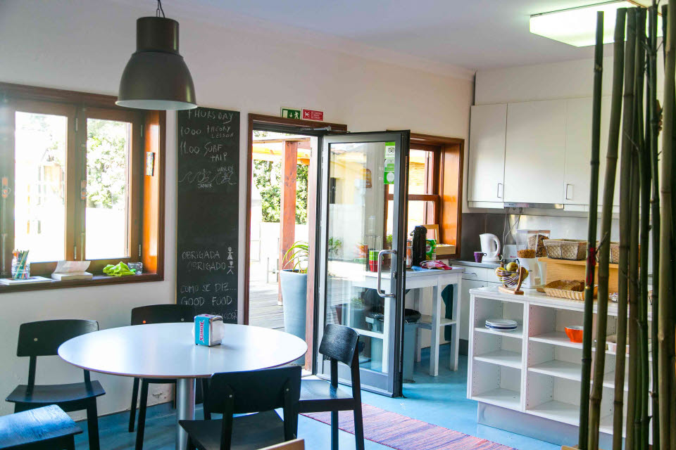 Surfcamp Küche