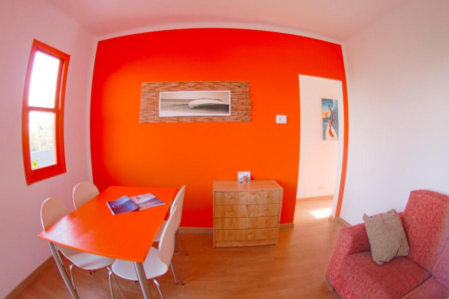 Apartment von Innen