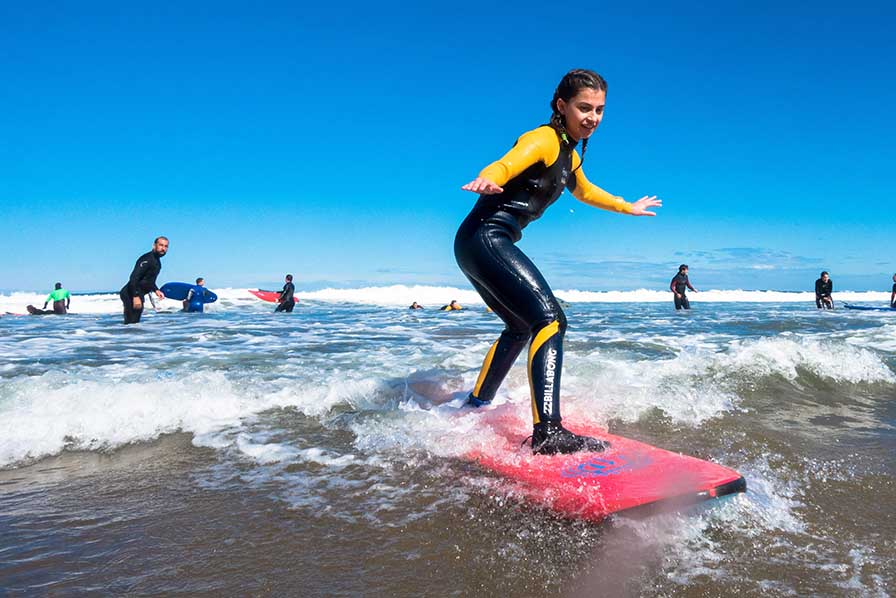 Surfkurs Bilbao