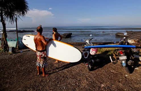 Surfschule Canggu Bali