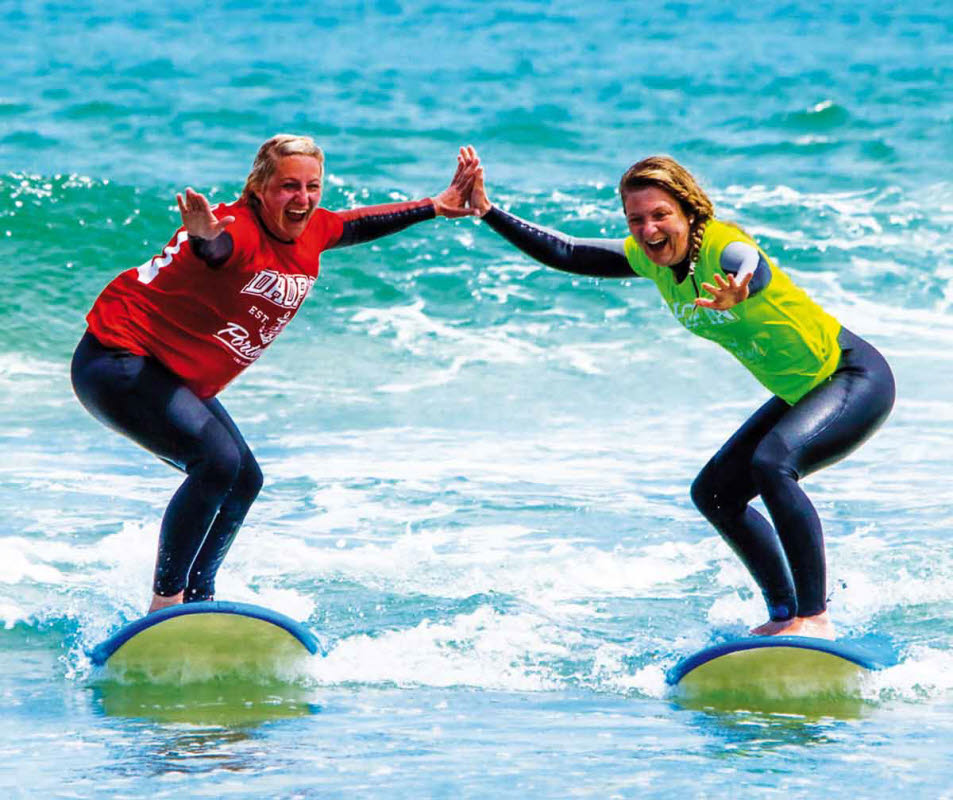 Lourinha Surfen
