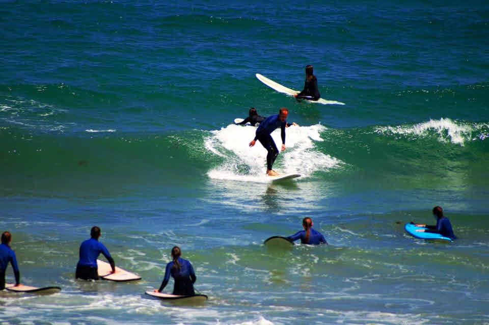 Surfen in St. Vicente
